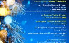 Santuario di Dipodi Natale 2020